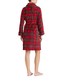 robe de chambre ralph remise ralph robe de chambre coton écossais livraison