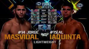dada 5000 u0027s backyard fights with jorge masvidal alexis vila u0026 the