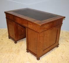 Schreibtisch Kirschbaum Gründerzeit Schreibtisch Aus Nussbaum Furthof Antiquitäten Am
