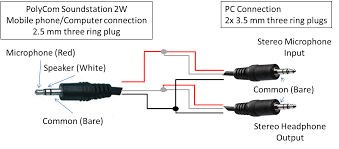 headphone jack with mic wiring diagram earbud and usb to audio