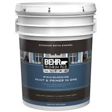 behr premium plus ultra 1 gal ultra pure white satin enamel