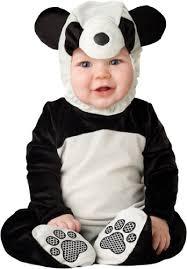 Panda Bear Halloween Costumes Infant Baby Panda Bear Costumes Panda Baby Panda