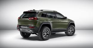 jeep modified 2015 iaa mopar showcases three modified jeep concepts