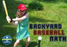 Play Backyard Baseball 2003 Backyard Baseball Math Activities For Kids Adventures In