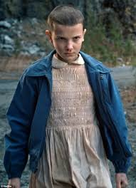 stranger things eleven costume causes outrage daily mail online