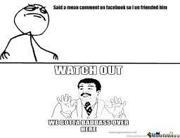 Meme Badass - facebook badass by javone hill meme center