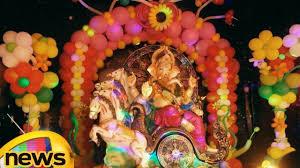 ganesh idol decoration ideas at home recycling eco friendly