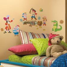 jake land pirates wall decals roommates
