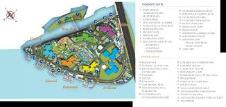 Map Of Bora Bora Introducing New Bora Bora Tower At Diamond Island Diamond Island