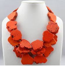 orange stone necklace images 51 orange necklaces dh jewelers san francisco shop eco friendly jpg
