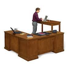 L Shaped Adjustable Height Desk Adjustable Height Desks By Design Stand Or Sit Desks
