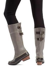 womens yard boots s slimpack ii waterproof leather insulated