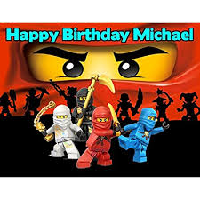 ninjago cake toppers ninjago cake decorations