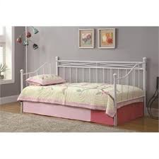 Daybed With Pop Up Trundle Pop Up Trundle Daybeds Cymax Stores
