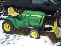 what is the best john deere 212 garden tractor