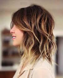 11 short to medium layered hairstyles hair pinterest medium