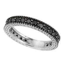 marriage rings sets luxurious marriage with black diamond wedding ring sets