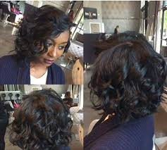 angled curly bob haircut pictures 68 best bob haircuts for black women hairstylo