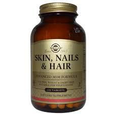 hair nail u0026 skin supplements iherb com