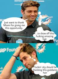 Jay Cutler Memes - the most breathtaking waves in miami are on jay cutler s head