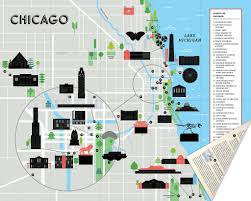 Map Of Hyde Park Chicago by Chicago Scratch Off Map U2013 Chicago Architecture Foundation Shop