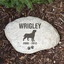 dog memorial personalized pet memorial gifts pet memorial stones giftsforyounow
