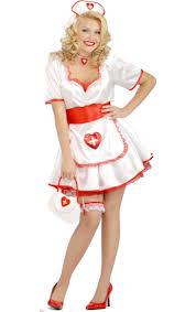 Nurse Costume Halloween Hospital Honey Nurse Costume Size Honey Masquerades
