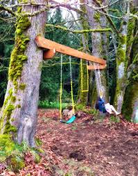 the tuscan home tree swing project
