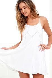 sun dress ivory dress slip dress sundress 54 00