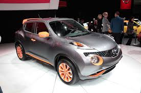 nissan cars juke 2015 nissan juke refresh arrives in l a with color personalization