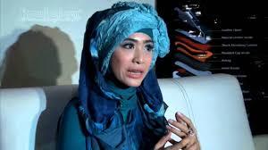 tutorial hijab turban ala april jasmine april jasmine berbagi ilmu hijab ala dirinya youtube