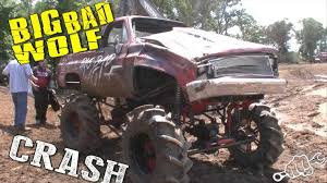 monster truck videos crashes truck mudding videos s wallpaper wallpapersafari long jump ends in