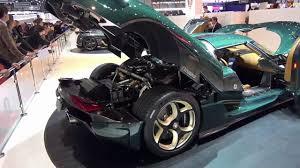 koenigsegg regera transmission 2017 koenigsegg regera 5 0 v8 1500 hp exterior interior 360