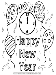 new year eve online coloring pages archives best of years glum me