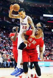 Barnes Los Angeles Matt Barnes In Los Angeles Clippers V Houston Rockets Zimbio