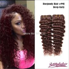 Dying Real Hair Extensions by Http Www Dhgate Com Store Product 4pcs Lot 400g Burgundy Human