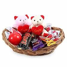 chocolate basket sfu e cadbury chocolate basket with teddy of chocolate