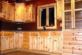 Knotty Pine Kitchen Cabinet Doors Thinking About Doing Something Like This In My Kitchen