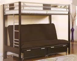 The  Best Futon Bunk Bed Ideas On Pinterest Dorm Bunk Beds - Metal bunk beds with futon