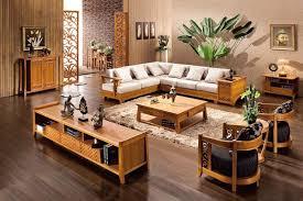 Living Room Table Design Wooden Sofa Fascinating Modern Wooden Sofa Sets For Living Room Teak