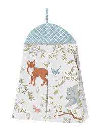 Jojo Baby Bedding Woodland Toile Crib Bedding Set By Sweet Jojo Designs 9 Piece