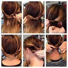 office hairstyle for medium hair easy hairdos for medium hair