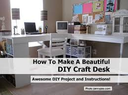 Diy Craft Desk Diy Craft Desk By Jannypie Jpg