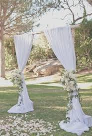 wedding arches outdoor ceremony 43 outdoor summer wedding arches 2360372 weddbook