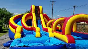 moonwalk rentals houston 15ft helix water slide rental laredo party rentals moonwalk