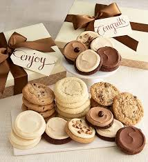 cookie gift boxes cheryl s message gift boxes from 1 800 flowers