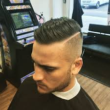 hard parting haircut men s haircut network imonkeyaround faded hard parting line