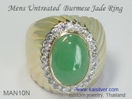 green gemstones rings images Rings with green gemstones for men gemstone rings kaisilver jewelry jpg