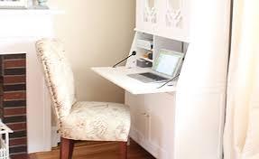 Diy Secretary Desk For A Small Space