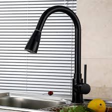 industrial kitchen faucet black u2014 peoples furniture best